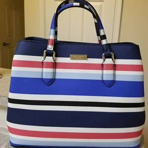 NWT Kate Spade Laurel Way Evangelie Satchel